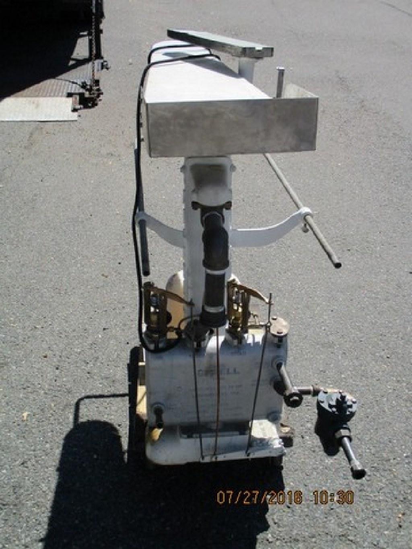Cissell Spotting Board RTR#6073718-02