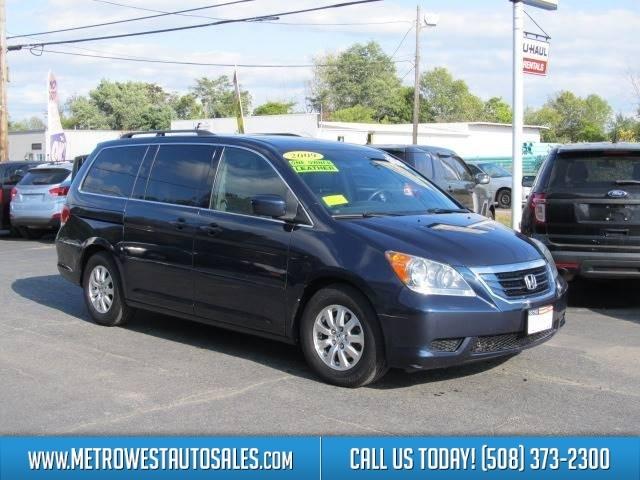 2009 Honda Odyssey EX L 4dr Mini Van