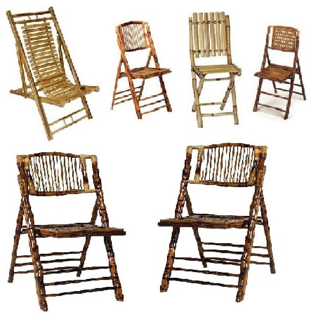 1stfoldingchairs Presents Bamboo Folding Chairs