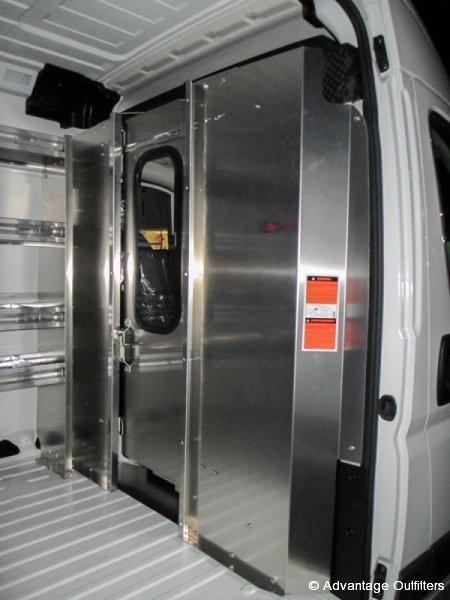Van Shelving And Interiors Ladder Rack For Vans