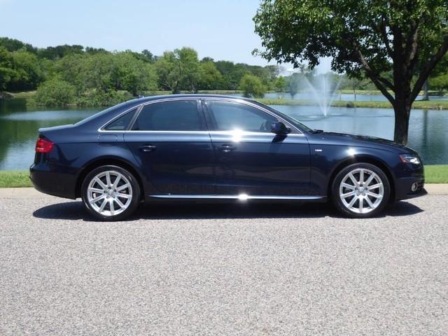 2012 Audi A4 2.0T PREMIUM PLUS QUATTRO NAVIGATION, BACK UP CAMERA, HEATED SEATS, BLUETOOT