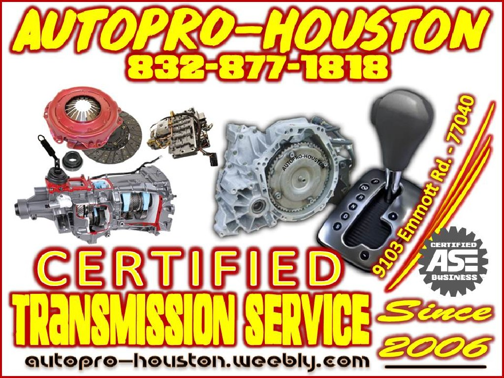 Transmission and Engine Repair Shop | Houston TX
