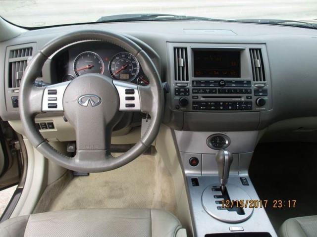 2005 Infiniti FX35 Base Rwd 4dr SUV
