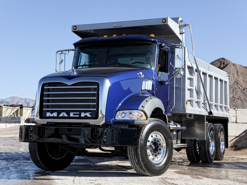 Competitive financing for the dump truck industry