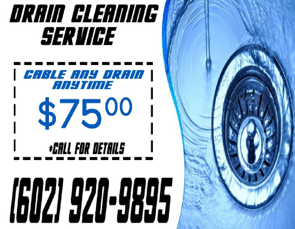◄AFFORDABLE► Plumbing & Drain Cleaning  •Valley Wide•【24/7】
