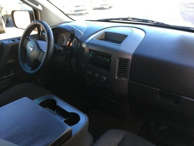 2008 Nissan Titan 2WD Crew Cab SWB XE