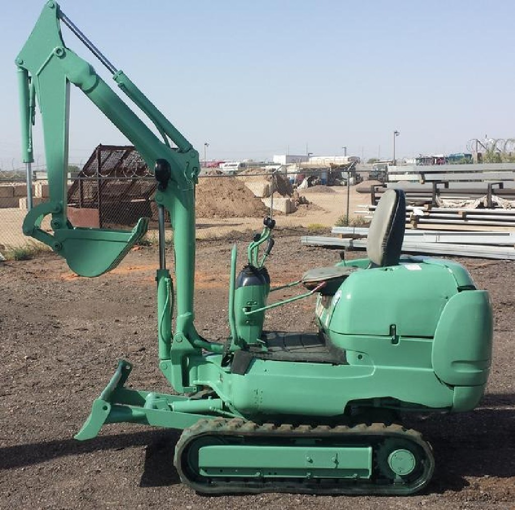 Komatsu Mini Excavator Diesel Powered