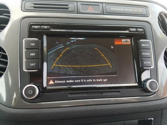 2015 Volkswagen Tiguan 4MOTION 4dr Auto SE
