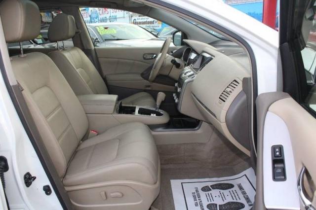 2012 Nissan Murano SL AWD 4dr SUV