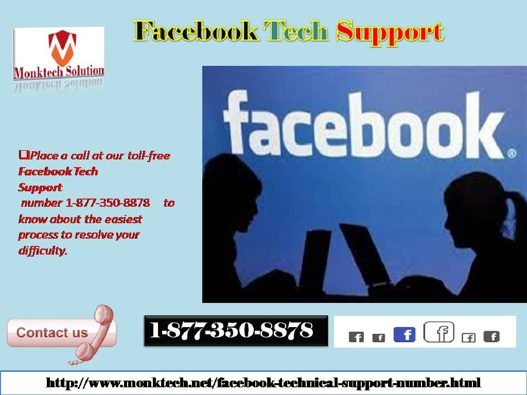 Build a mutually profitable rapport with 1-877-350-8878 Facebook tech support
