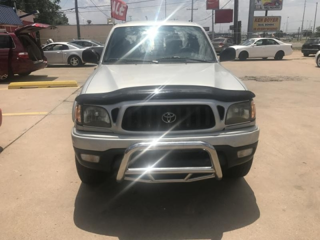 2001 TOYOTA TACOMA DOUBLE CAB PRERUNNER