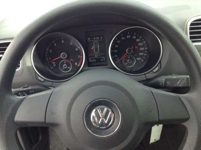 2014 Volkswagen Golf 2.5L Conv & Sunroof 4 Door PZEV