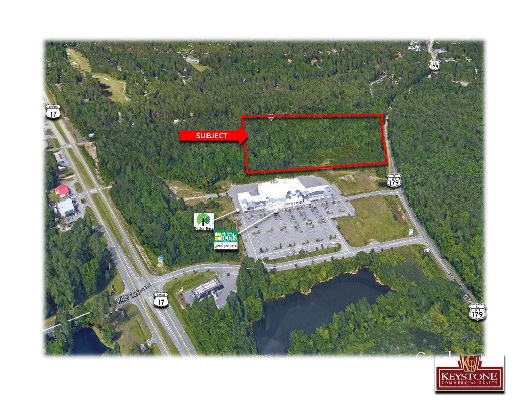 Vereen Tract-10.37 Acres-Little River-For Sale