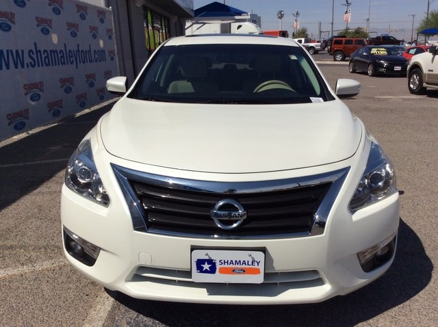 2015 Nissan Altima 3.5 SL