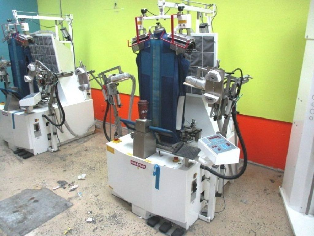 Hi-Steam TURBO-483 Tensioning Shirt Finisher RTR#7081699-01