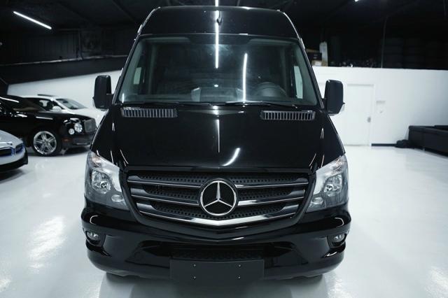 2016 Mercedes-Benz Sprinter FULLY CUSTOM EXECUTIVE INTERIOR