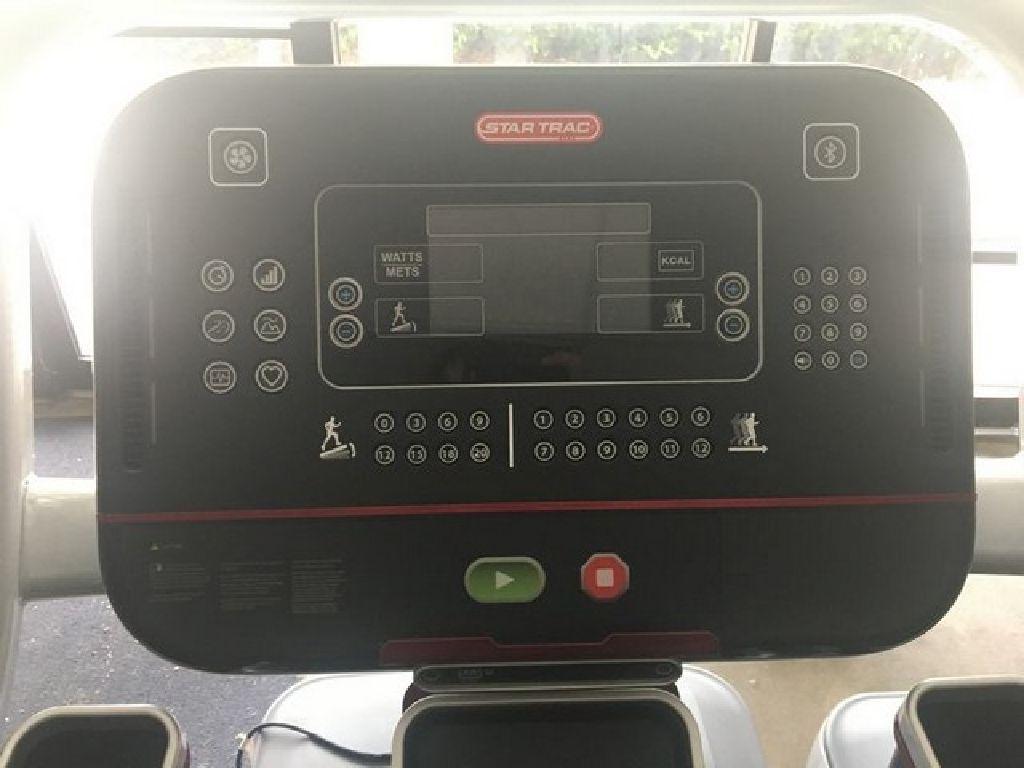 Star Trac 8-TRx Treadmill w/ LCD Quick Keys RTR#7083511-05-07