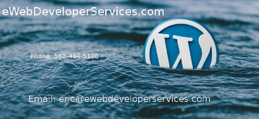WordPress Website Freelancer - Remote On-call Website Help - eWebdeveloperservices.com