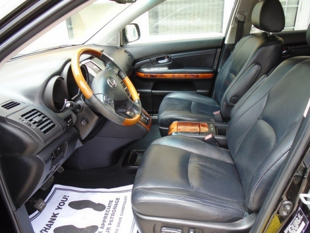 2007 Lexus RX 350 AWD 4dr