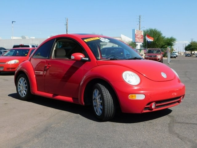 2005 Volkswagen New Beetle Coupe GLS