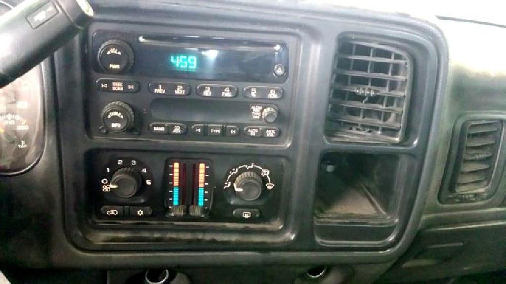 2007 Chevrolet 3500 Crew Cab Diesel Utility