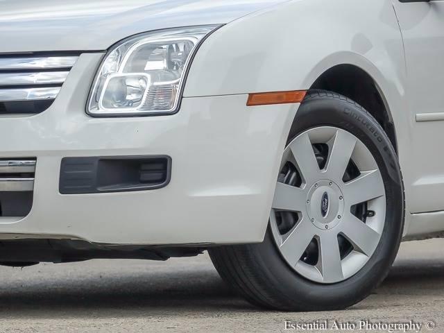 2008 Ford Fusion I4 S 4dr Sedan