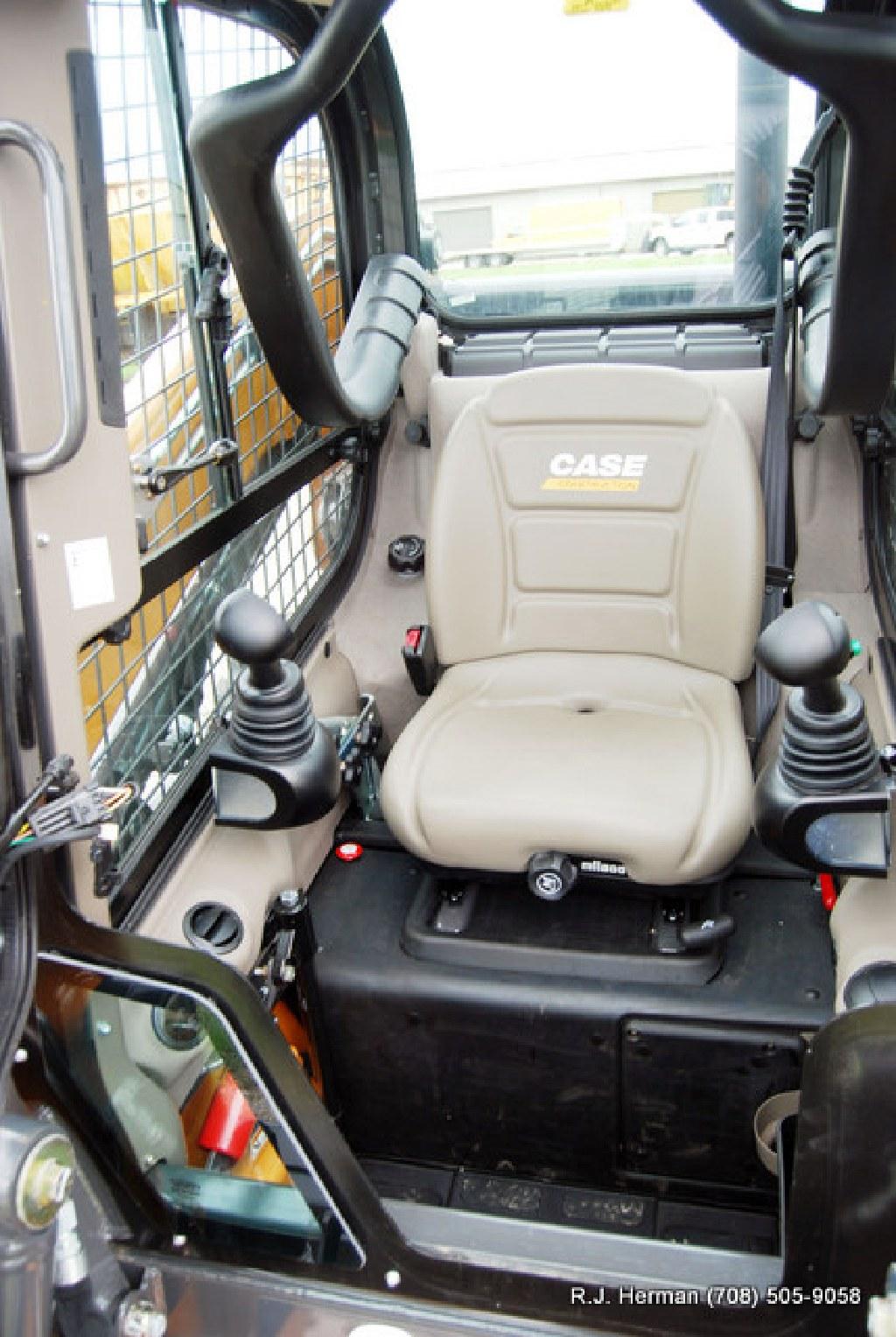 2017 Case SV280 Skid Steers