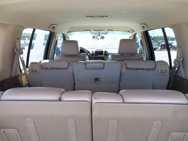 2007 Nissan Pathfinder SE,4DR,LTHR,3RD ROW