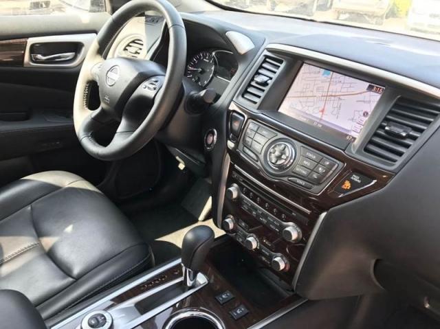 2016 Nissan Pathfinder SL 4x4 4dr SUV