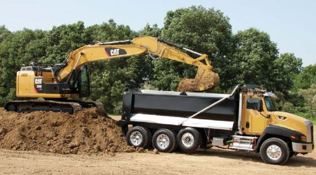 Bad credit financing for dump trucks & construction equipment