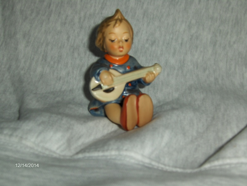 """Vintage Very Rare M.I. Hummel """"Joyful"""" Figurine"""