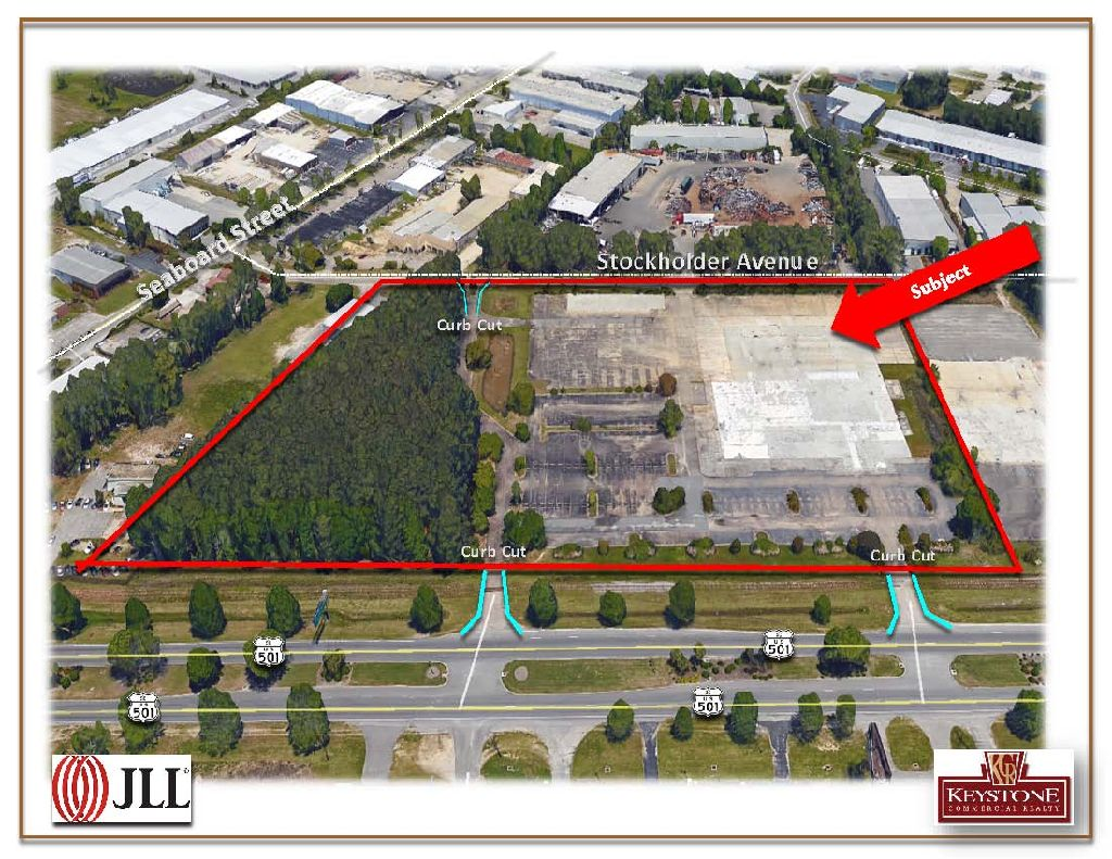 AVX 1-Land for Sale-10 Acres- Myrtle Beach, SC