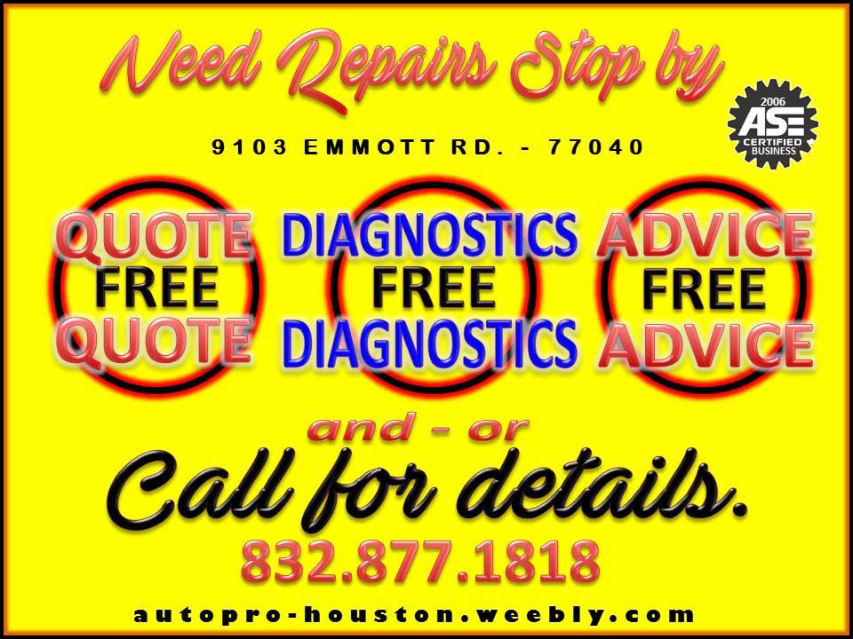 Transmission Repair Shop Houston TX