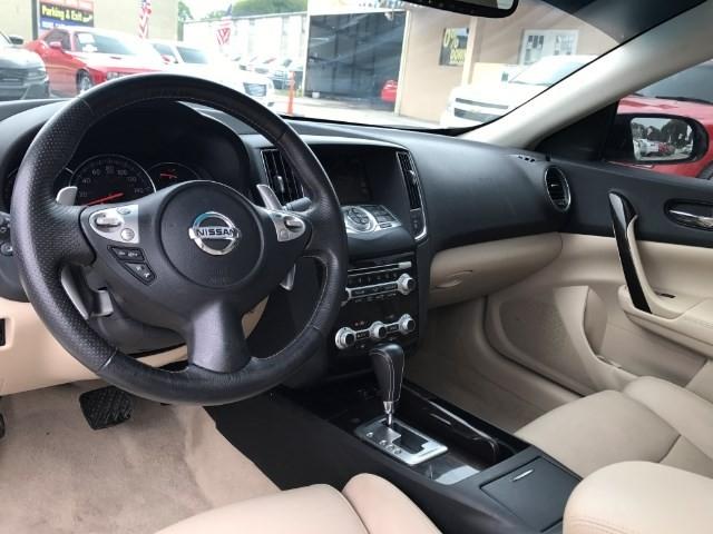 2014 Nissan Maxima SV PREMIUM