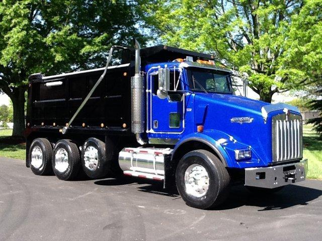 Turn your dump truck into working capital