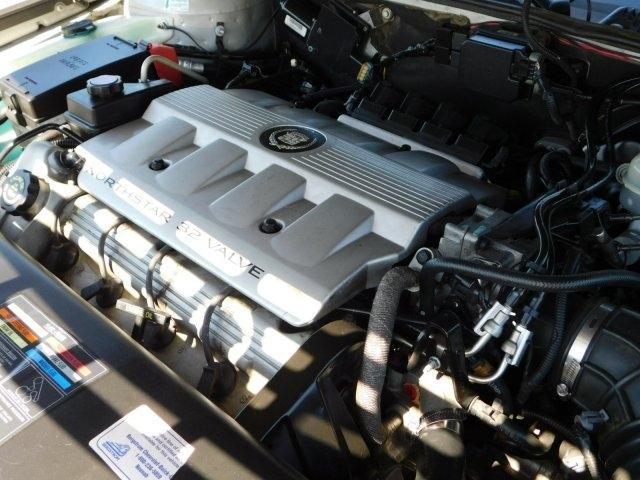 1999 Cadillac Seville Luxury SLS
