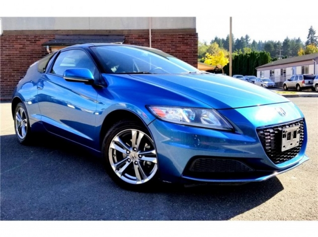 2013 Honda CR-Z Coupe 2D