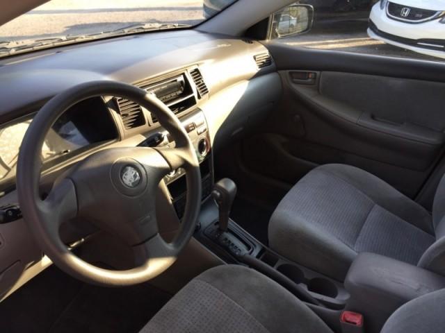2008 Toyota Corolla 4dr Sdn Auto CE