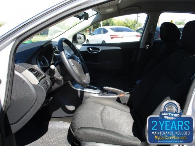 2014 Nissan Sentra 4dr Sdn I4 SR
