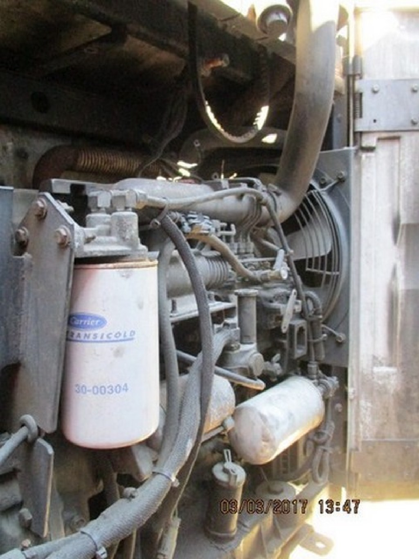 "2001 Utility 53' X 96"" Reefer Trailer RTR#7023360-01"