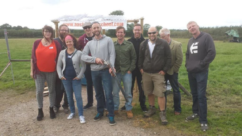 Win Clay Pigeon Shooting Gifts at AA Shooting School,UK