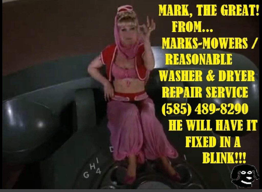 Magical appliance repair & service
