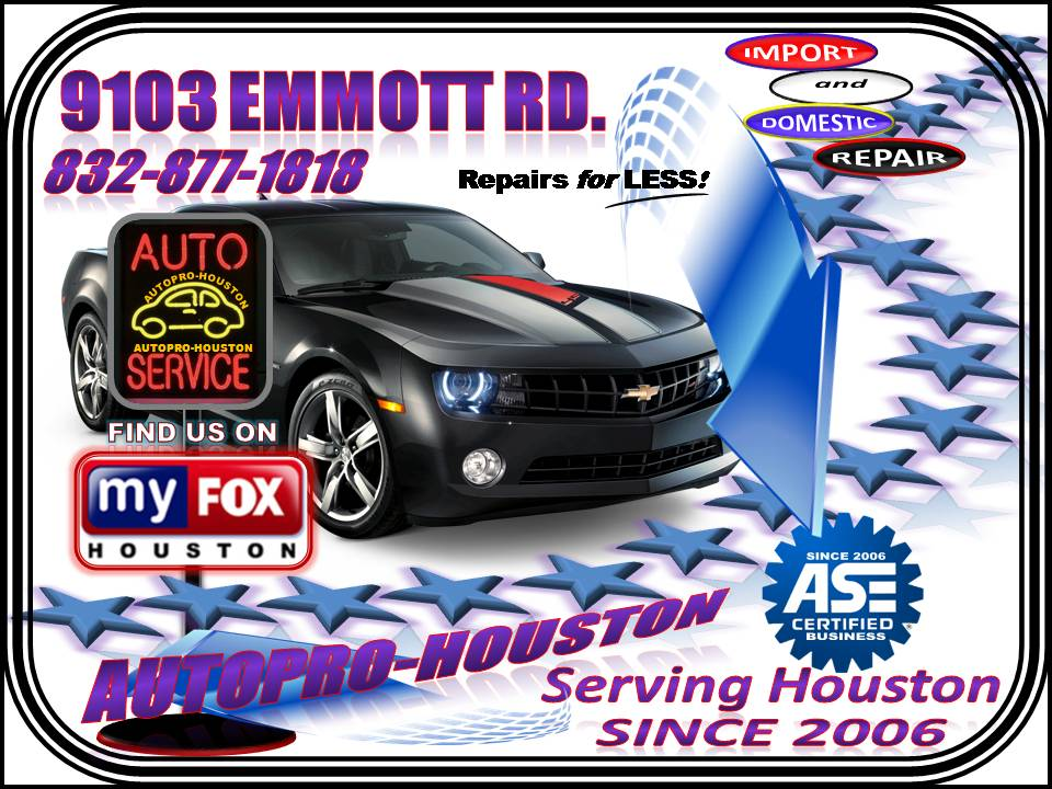 Competitive Engine Prices | Guaranteed Repairs | AutoPRO-Houston
