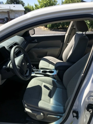 2011 Ford Fusion 4dr Sdn S FWD