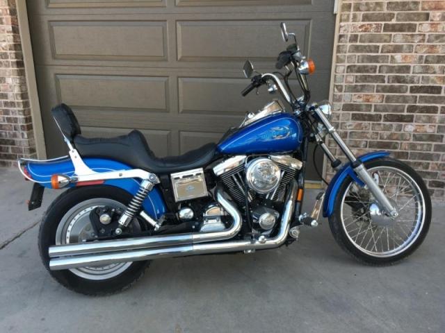 1996 Harley-Davidson FXDWG FXDWG