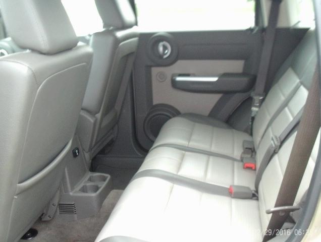 2007 Dodge Nitro 4WD 4dr SLT