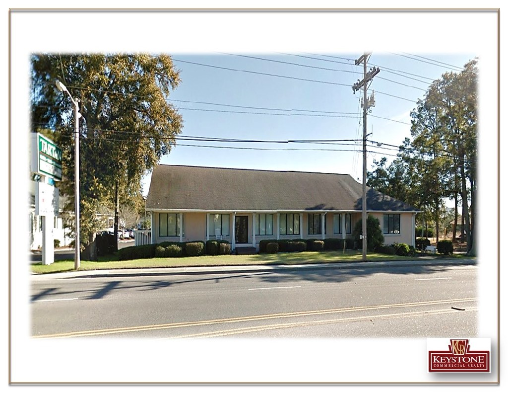 Cherry Grove Office Bldg-4,640 SF Building-Property For Sale