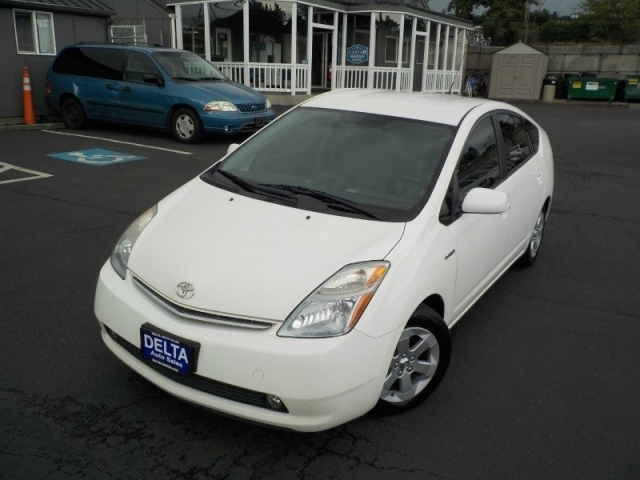 2008 Toyota Prius 5dr HB (Natl)
