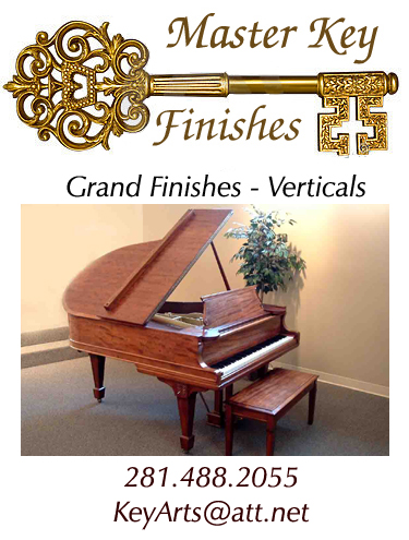 PIANO TUNING SERVICES - HOUSTON, TX 979.292.8268