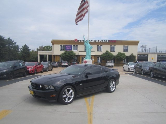 2012 Ford Mustang 2d Coupe GT Premium